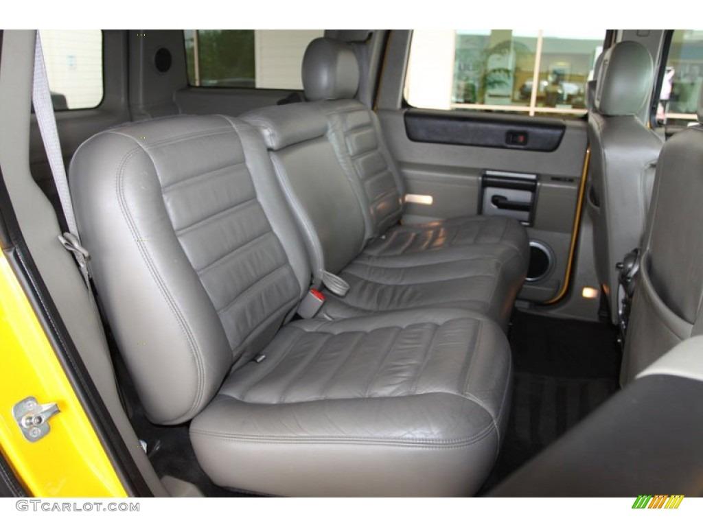 Black interior 2003 hummer h2 suv photo 63135280 - 2003 hummer h2 interior door panel ...