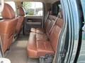 2008 F150 King Ranch SuperCrew 4x4 Tan/Castaño Leather Interior
