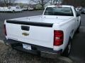 2012 Summit White Chevrolet Silverado 1500 Work Truck Regular Cab  photo #2