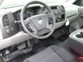 2012 Summit White Chevrolet Silverado 1500 Work Truck Regular Cab  photo #4
