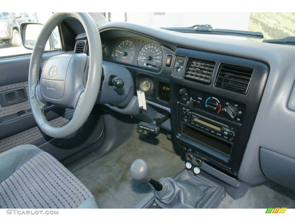 1999 Toyota Tacoma Limited Extended Cab 4x4 Dashboard Photos