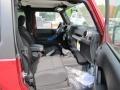2012 Deep Cherry Red Crystal Pearl Jeep Wrangler Sport 4x4  photo #15
