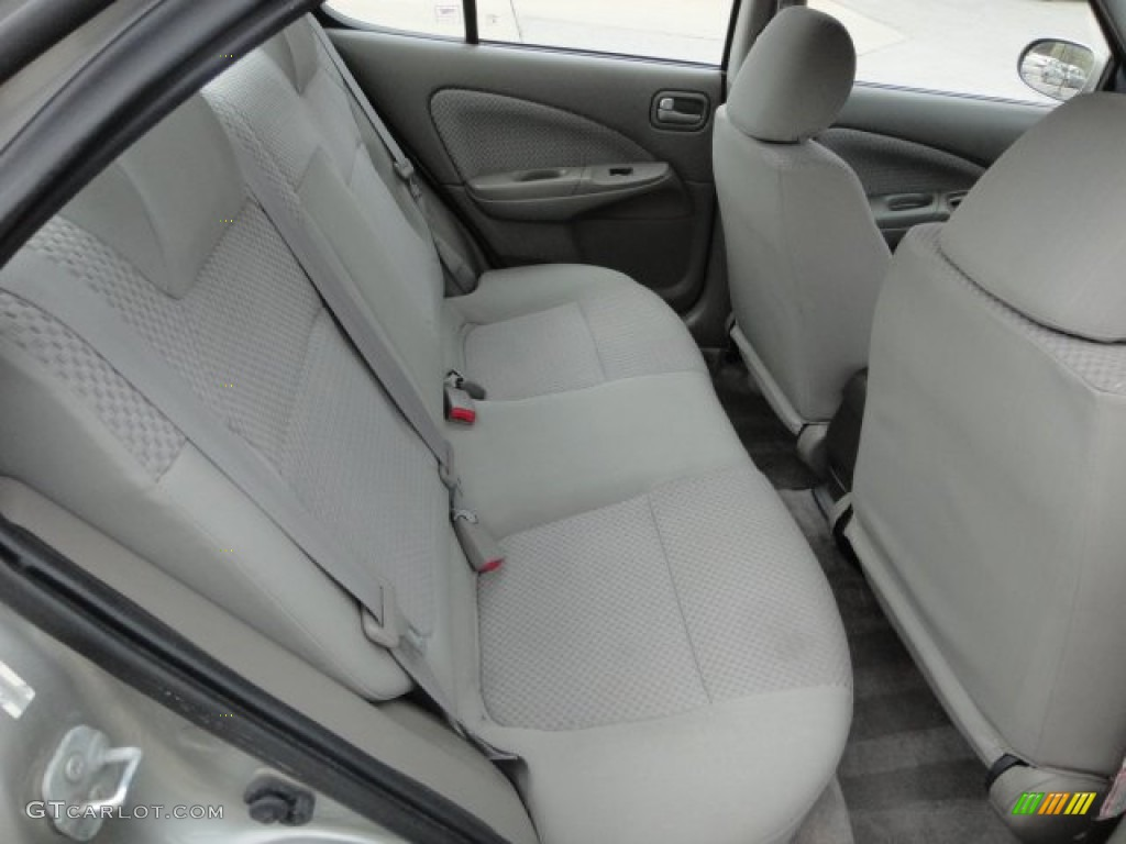 Taupe Interior 2004 Nissan Sentra 1 8 S Photo 63151558