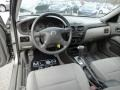 Taupe 2004 Nissan Sentra Interiors