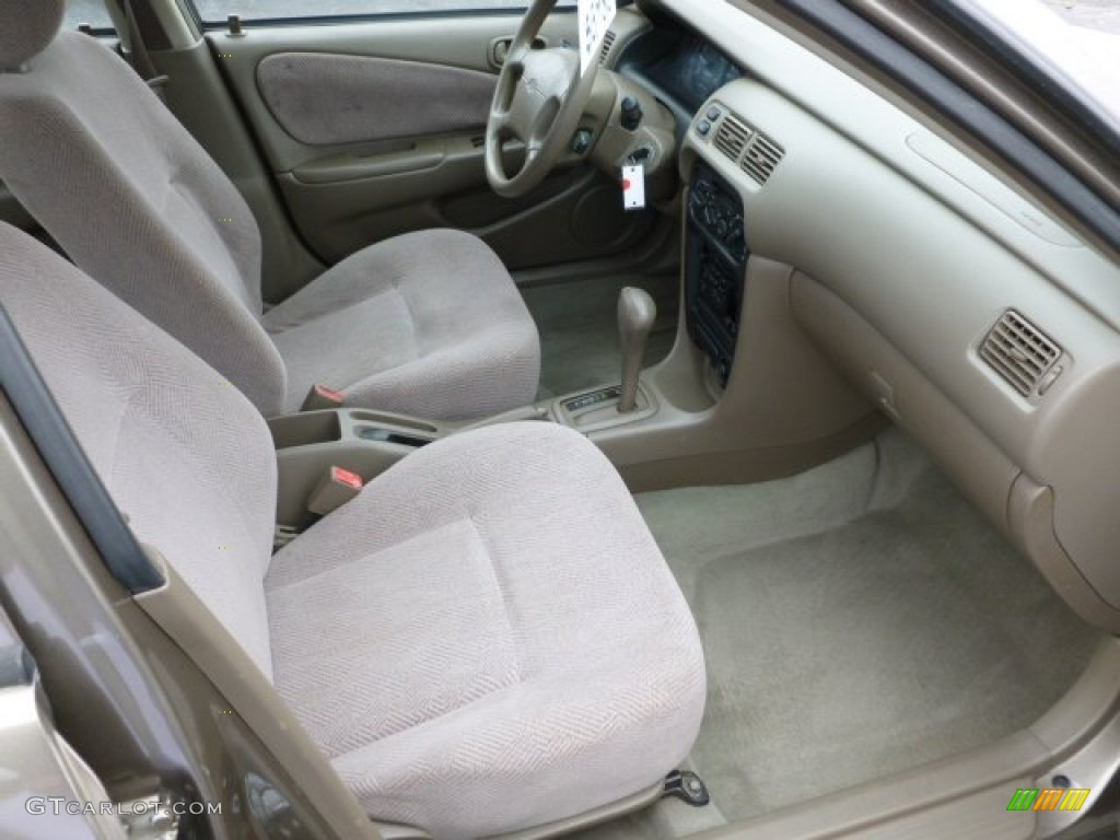 Light neutral interior 1999 chevrolet prizm standard prizm model photo 63152401