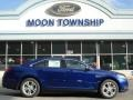 Deep Impact Blue Metallic - Taurus SEL Photo No. 1