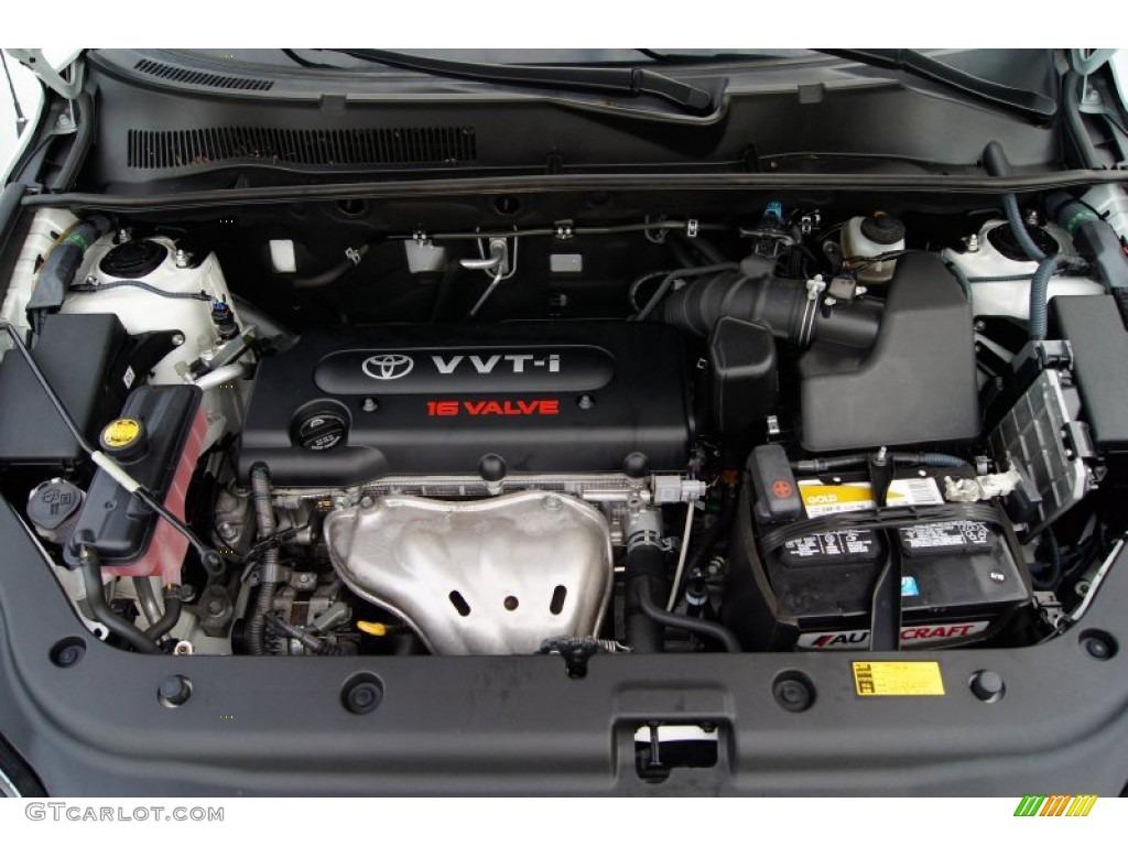 2007 Toyota Rav4 I4 2 4 Liter Dohc 16 Valve Vvt I 4