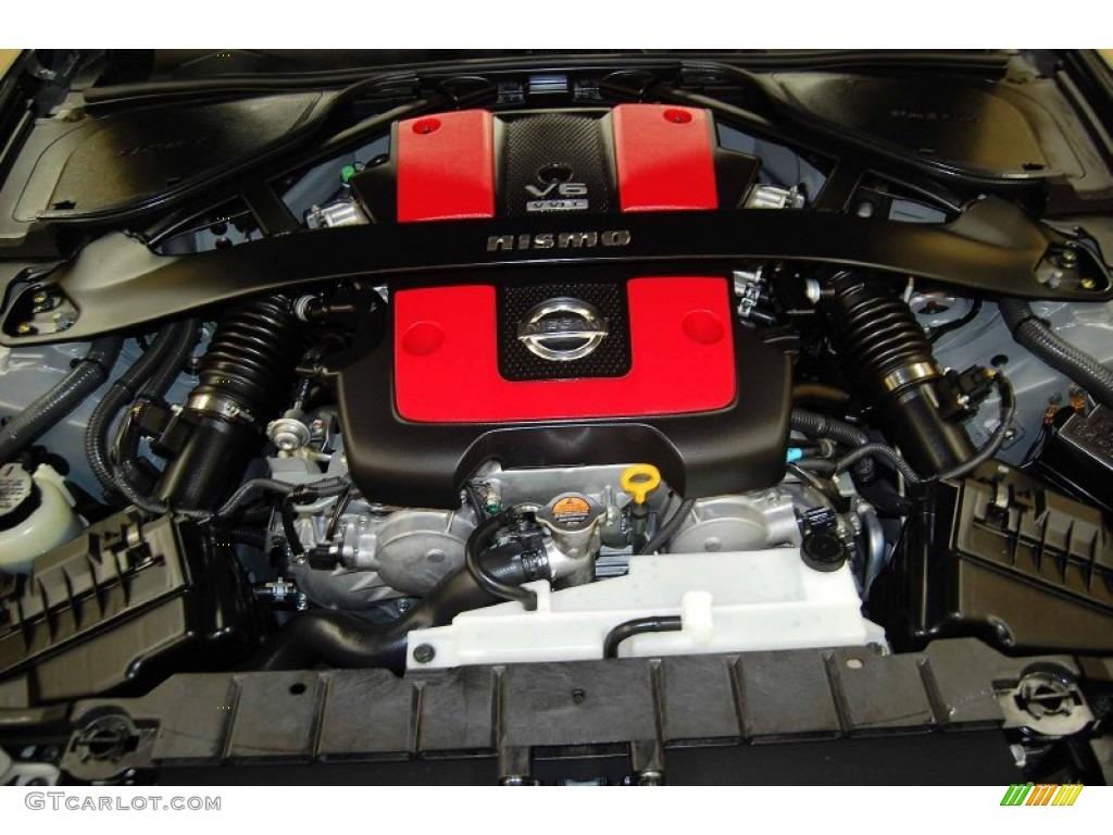 2011 nissan 370z nismo coupe engine photos. Black Bedroom Furniture Sets. Home Design Ideas