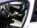2012 White Platinum Tricoat Metallic Ford Focus SEL 5-Door  photo #8