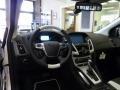 2012 White Platinum Tricoat Metallic Ford Focus SEL 5-Door  photo #10