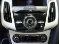 2012 White Platinum Tricoat Metallic Ford Focus SEL 5-Door  photo #13