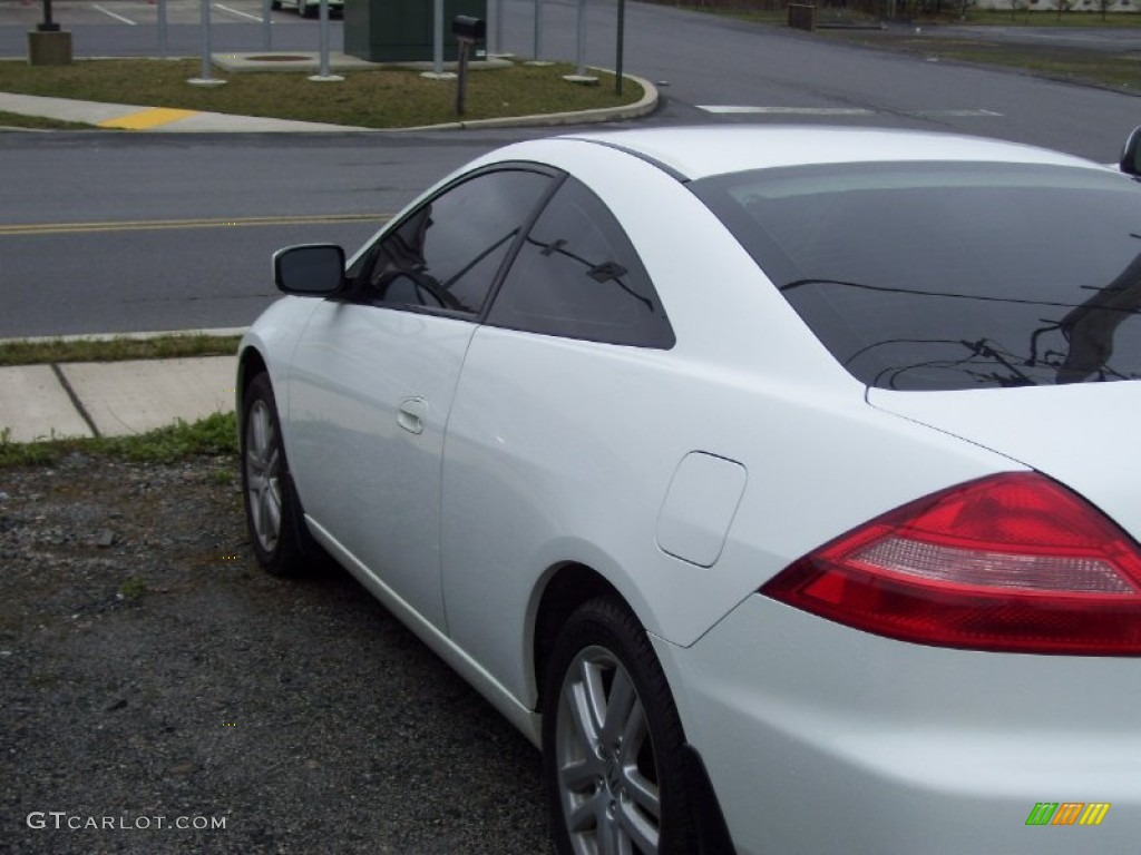 2003 taffeta white honda accord ex v6 coupe 63169660 photo 2 car color galleries. Black Bedroom Furniture Sets. Home Design Ideas