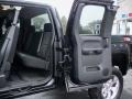 2012 Black Chevrolet Silverado 1500 LT Extended Cab 4x4  photo #13