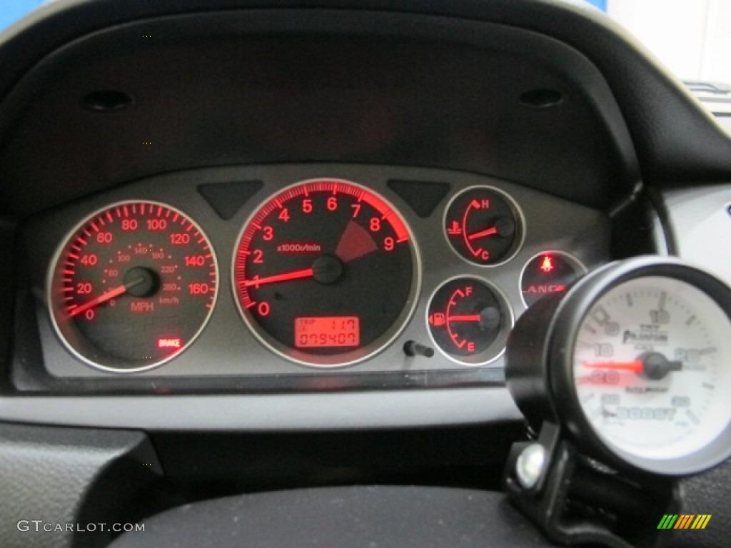 2004 mitsubishi lancer evolution rs gauges photo 63180607 - Mitsubishi Evolution 2004
