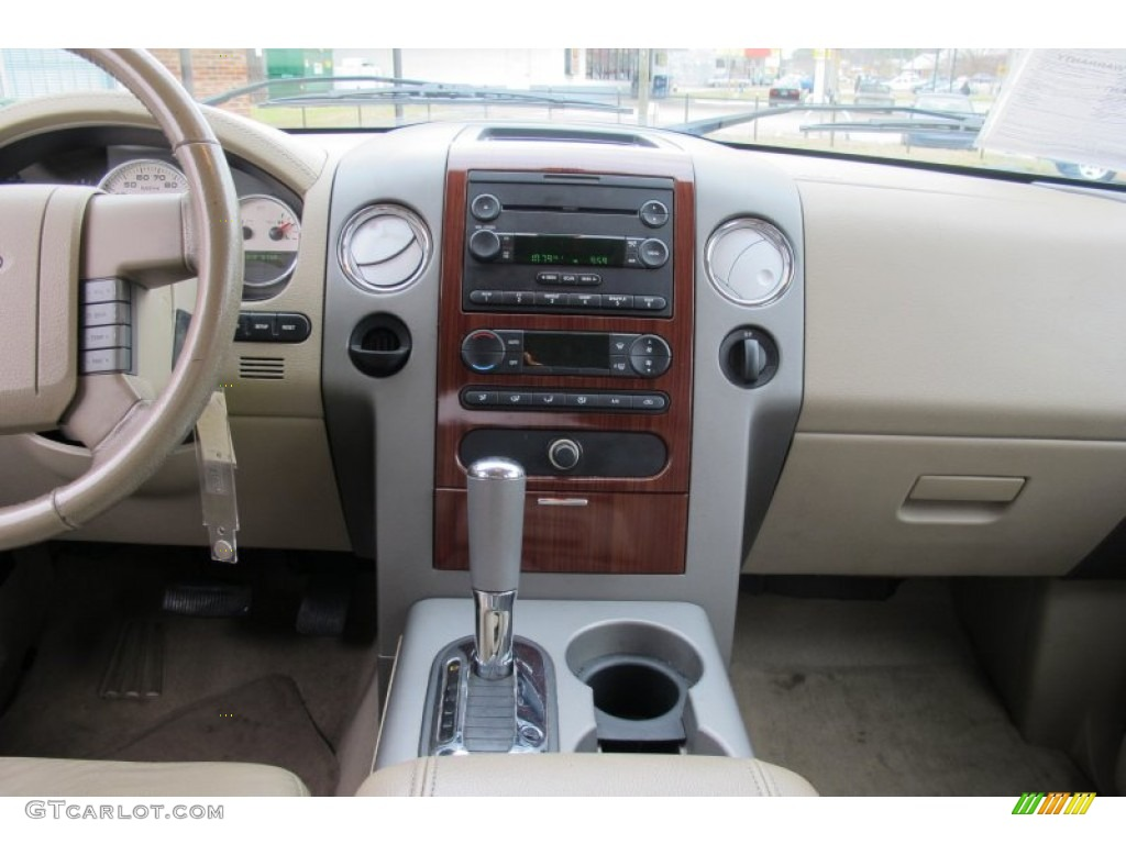 2005 Ford F150 Dashboard Car Info