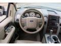 Tan Steering Wheel Photo for 2005 Ford F150 #63184228