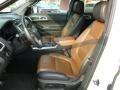 Pecan/Charcoal Interior Photo for 2011 Ford Explorer #63189211