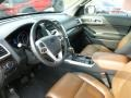 Pecan/Charcoal Interior Photo for 2011 Ford Explorer #63189217