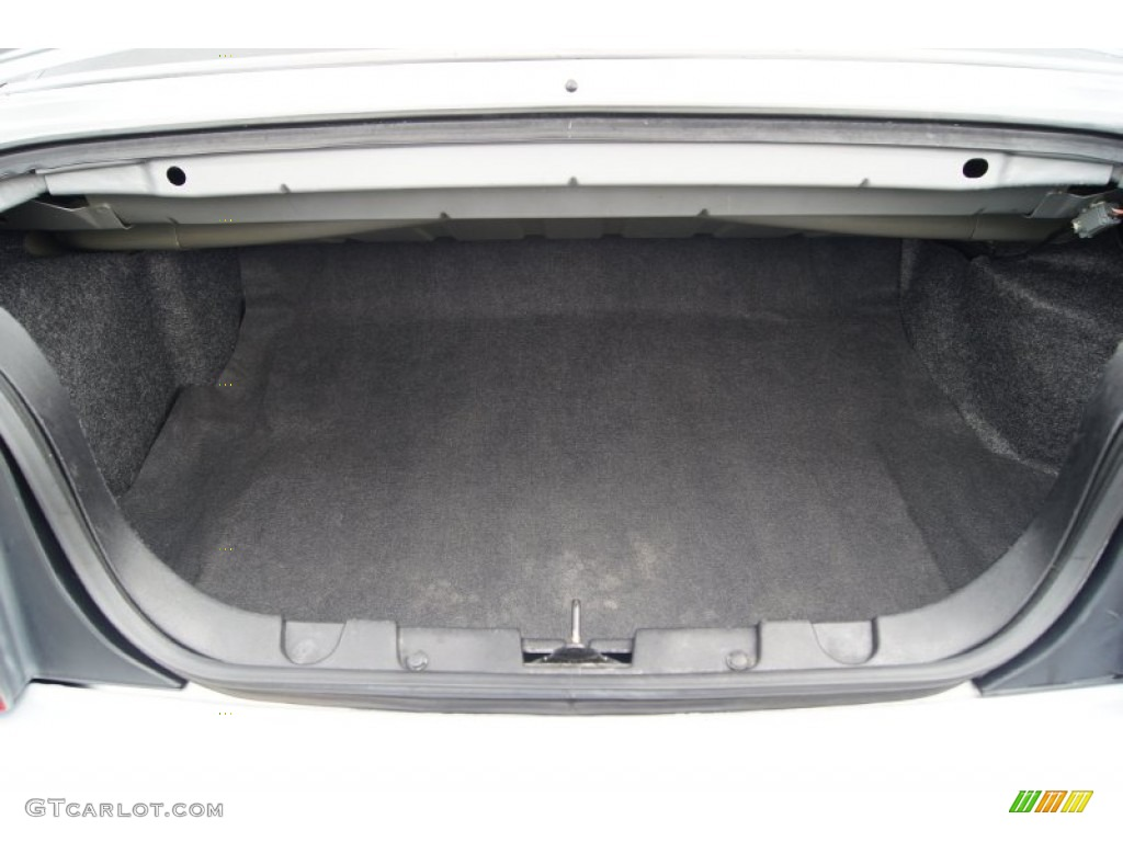 2006 Ford Mustang V6 Deluxe Convertible Trunk Photo #63190844