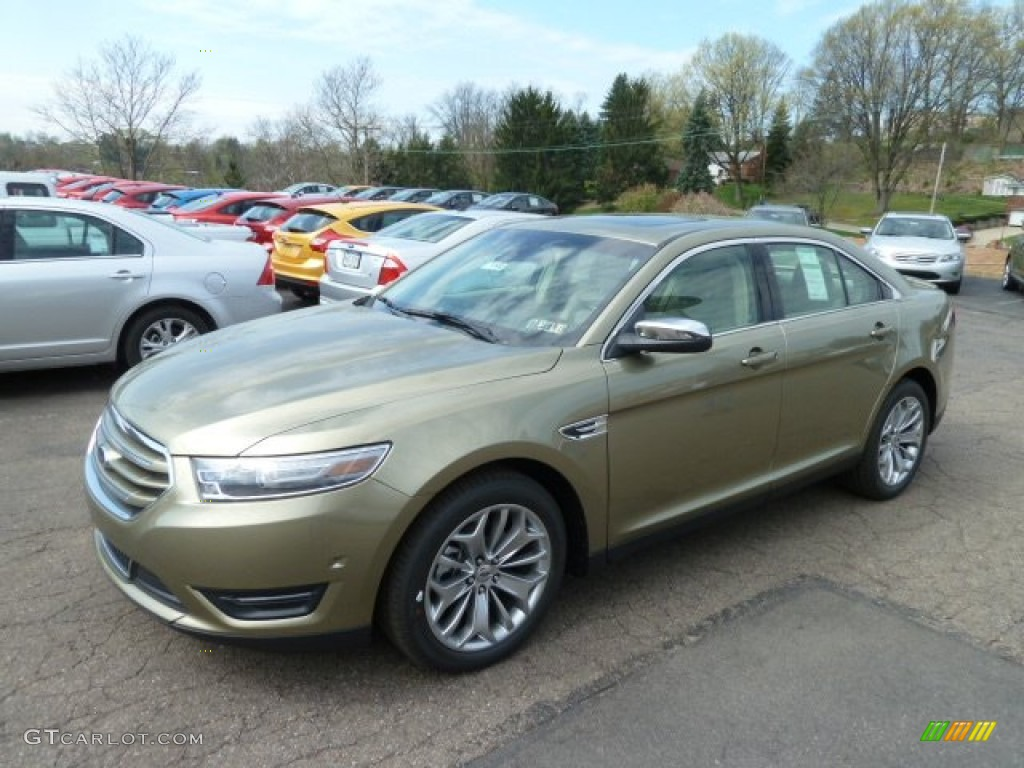 ginger ale metallic 2013 ford taurus limited awd exterior photo. Cars Review. Best American Auto & Cars Review