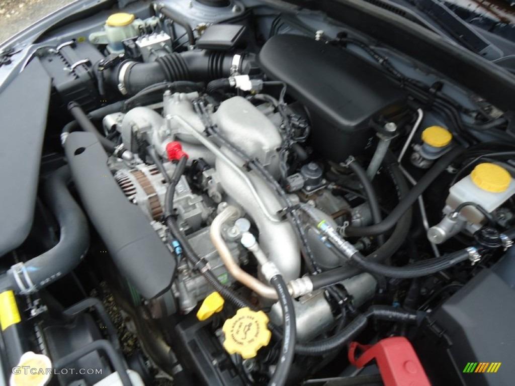 2009 Subaru Impreza Outback Sport Wagon Engine Photos Gtcarlot Com