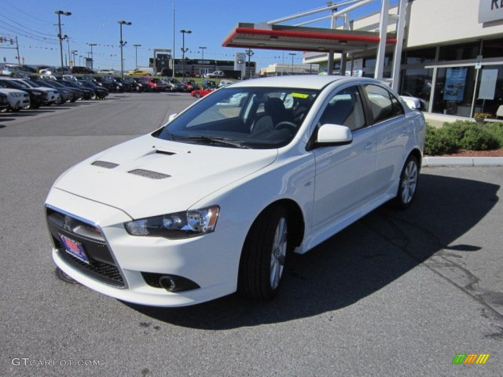 2012 Lancer Ralliart Review