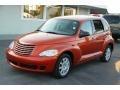 2007 Tangerine Pearl Chrysler PT Cruiser Touring  photo #2