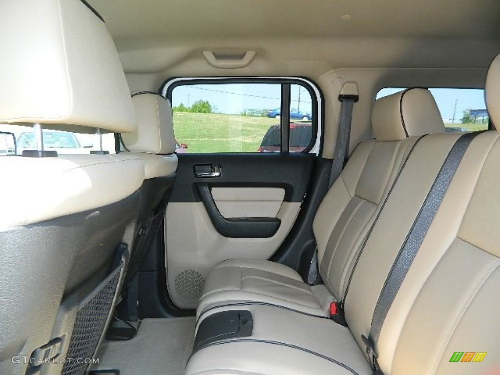 Hummer H3 Alpha Interior The Image Kid Has It