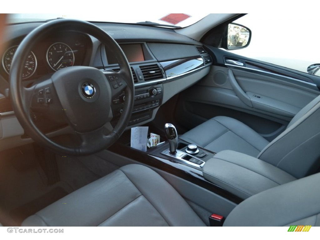grey interior 2008 bmw x5 photo 63219033