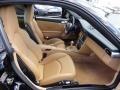 2007 Porsche 911 Black/Sand Beige Interior Interior Photo