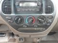 2006 Toyota Tundra Taupe Interior Controls Photo