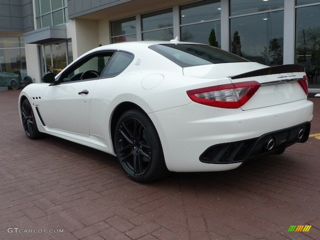 Bianco Eldorado White 2012 Maserati Granturismo Mc Coupe Exterior Photo 63234462