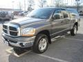 2006 Mineral Gray Metallic Dodge Ram 1500 SLT Quad Cab 4x4  photo #3