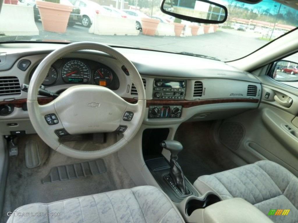 Impala 2000 Specs 2000 Chevrolet Impala Standard