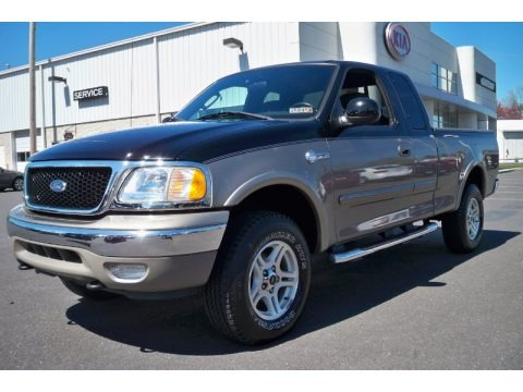 2003 Ford F150 Heritage Edition Supercab 4x4 Data Info And Specs
