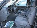 Dark Charcoal Interior Photo for 2006 Chevrolet Silverado 1500 #63250945