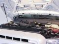 2012 White Platinum Metallic Tri-Coat Ford F250 Super Duty Lariat Crew Cab 4x4  photo #60