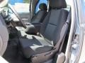 2012 Blue Granite Metallic Chevrolet Silverado 1500 Work Truck Extended Cab 4x4  photo #9