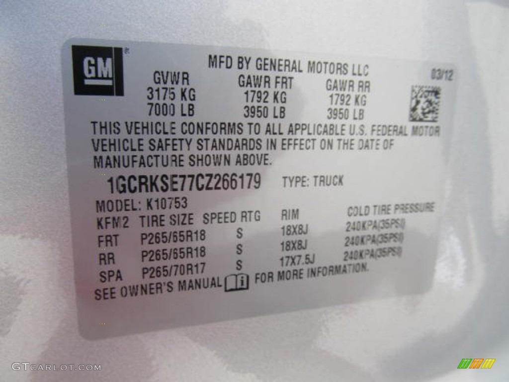 2012 Silverado 1500 LT Extended Cab 4x4 - Silver Ice Metallic / Ebony photo #14