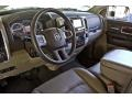 Light Pebble Beige/Bark Brown Interior Photo for 2010 Dodge Ram 3500 #63257713