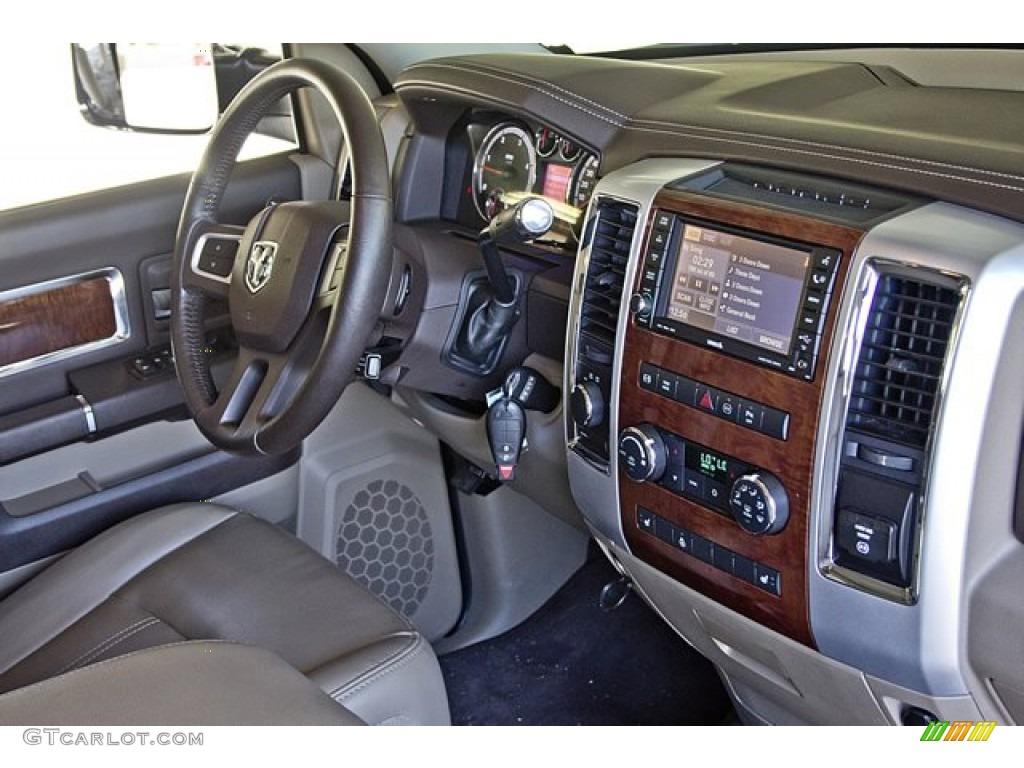 2010 Dodge Ram 3500 Laramie Crew Cab 4x4 Dually Controls Photos