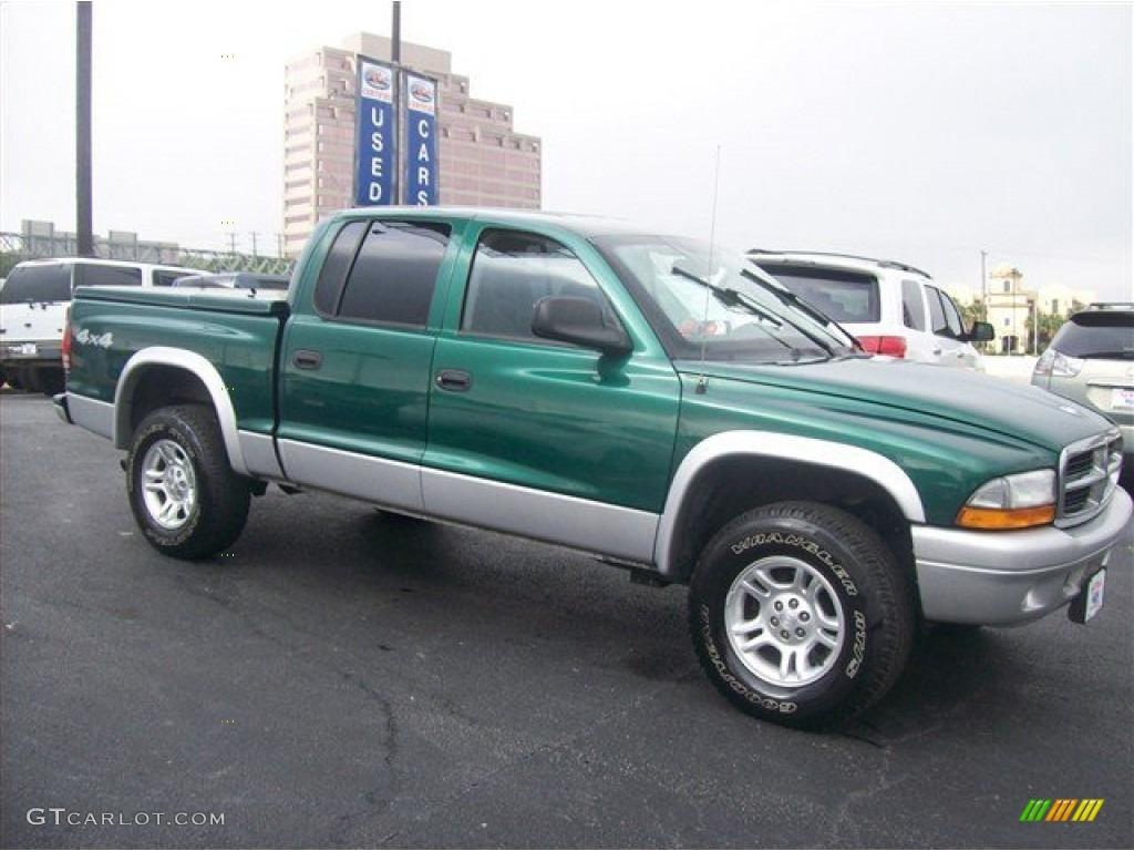 on 2004 Dodge Dakota Sxt Crew Cab