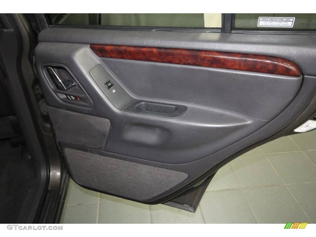 2000 Jeep Grand Cherokee Limited Agate Door Panel Photo 63268093