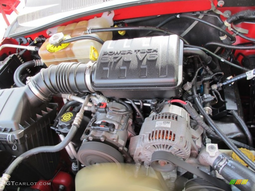 2002 jeep liberty limited 3 7 liter sohc 12 valve powertech v6 engine photo 63273943. Black Bedroom Furniture Sets. Home Design Ideas