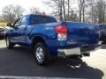 2008 Blue Streak Metallic Toyota Tundra SR5 TRD Double Cab 4x4  photo #7