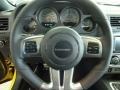 Dark Slate Gray Steering Wheel Photo for 2012 Dodge Challenger #63288728