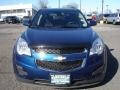 2010 Navy Blue Metallic Chevrolet Equinox LT  photo #2