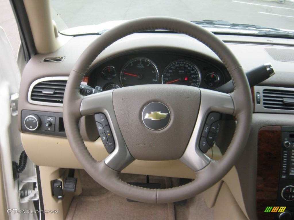2012 chevrolet tahoe ltz steering wheel photos. Black Bedroom Furniture Sets. Home Design Ideas