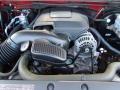 2009 Deep Ruby Red Metallic Chevrolet Silverado 1500 LTZ Crew Cab 4x4  photo #27