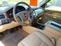 2009 Deep Ruby Red Metallic Chevrolet Silverado 1500 LTZ Crew Cab 4x4  photo #28